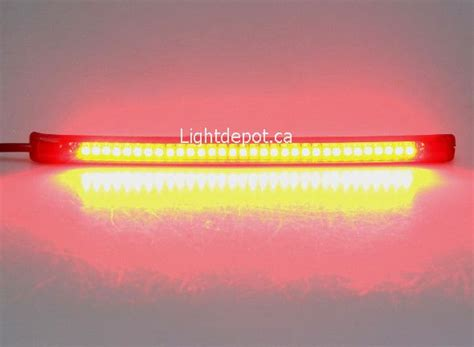 Led Light Strips For Bikes Product Info Light Depot Canada Hid Kits Led Lighting Store Toronto Motorcycle Light