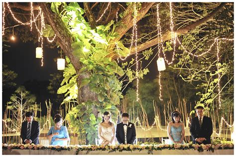 Wedding Konsep by Dekorasi Wedding Outdoor Konsep Tema Rustic