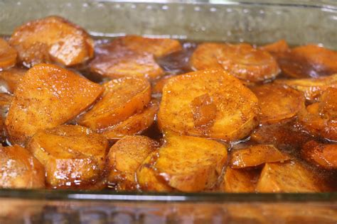 candied yams recipe how to make candied yams youtube