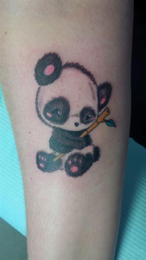 panda tattoo images designs