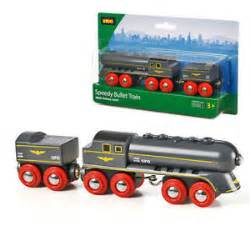 brio compatible train brio speedy bullet train wooden train engine thomas