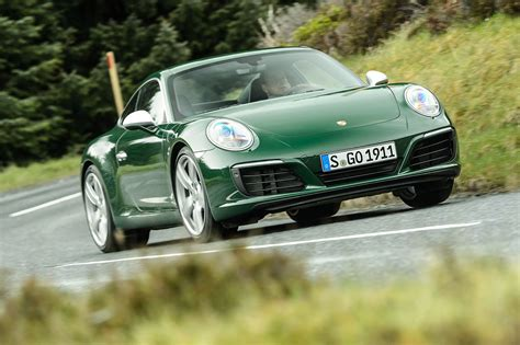 porsche 911 irish green porsche 911 special driving the one millionth model