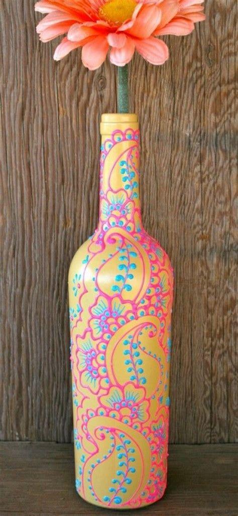 bottle diy crafts 12 fantastic diy diy wine bottle and crafts