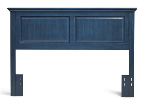 headboard height above mattress full double queen blue wood headboard cottage style