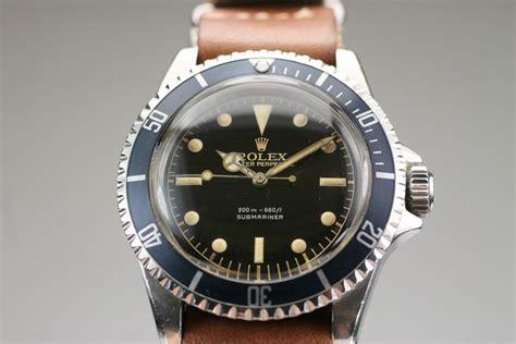 Rolex Submarine Matic Silver 1960 rolex submariner ref 5513 for sale mens
