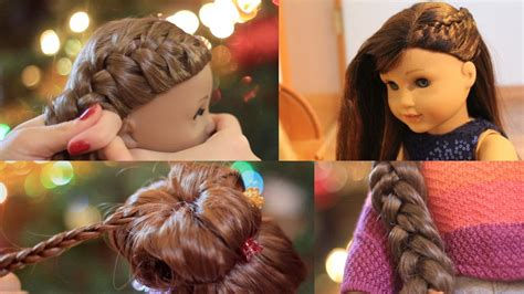 Hair Style Dolls For by American Doll Hairstyles 2016
