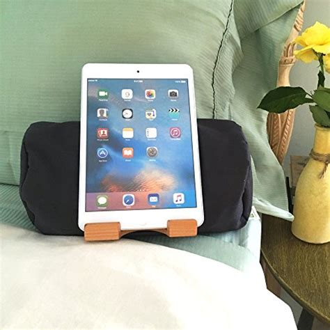 best ipad pillow for reading in bed lap log ipad pillow stand eco friendly tablet stand