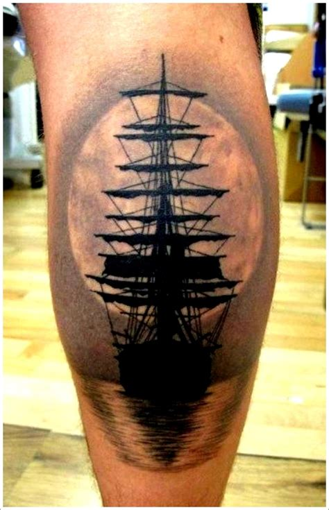 old ship tattoo designs 35 regal ship based designs