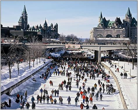 world tourist places ottawa canada