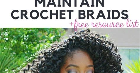 maintaining crochet braids 3 must know tips on how to maintain crochet braids