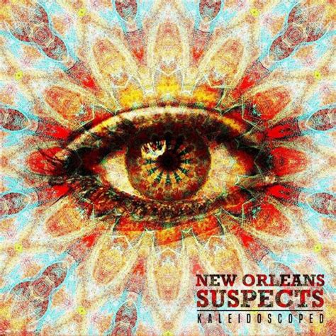 New Orleans Records New Orleans Suspects To Release Kaleidoscoped On 9 16 Grateful Web