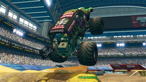 monster jam truck games monster jam path of destruction gamespot