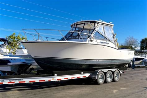 cuddy cabin boats with outboard motors used 1999 carolina classic 28 cuddy cabin boat for sale