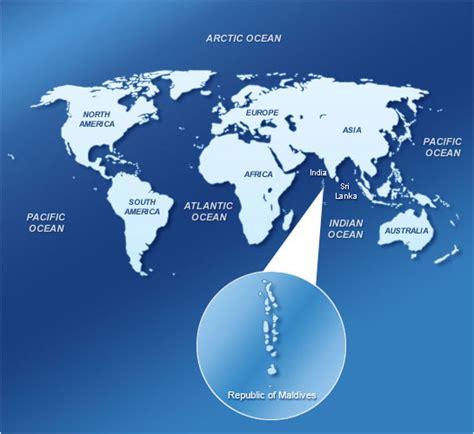 maldives located  complete guide