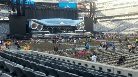 metlife stadium section 134 metlife stadium section 134 concert seating
