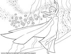 coloring book page frozen images