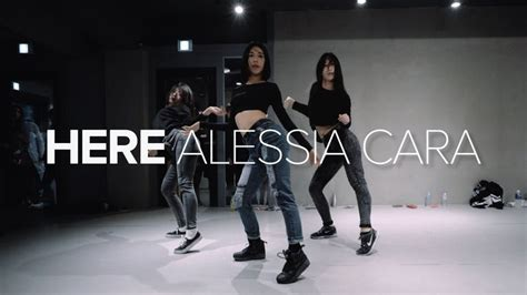 tutorial dance overdose here alessia cara lia kim choreography 1 million