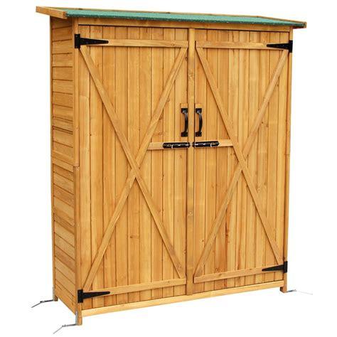 cobertizo para jardin mexico cobertizo bodega de madera para herramientas y exteriores