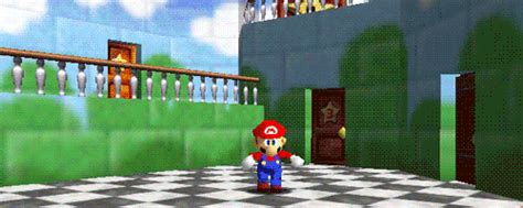 Format Gif Transparent | super mario 64 gif find share on giphy