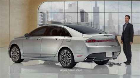 actor in lincoln 2014 mkz commercials 2014 lincoln mkz tv spot a closer look ispot tv