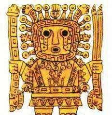 il dio supremo degli incas pre inca civilization