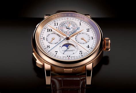 Jam Tangan Westar Quartz the a lange s 246 hne grand complication marks the