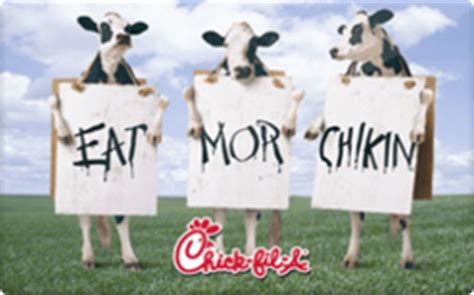 Chic Fil A Gift Cards - buy chick fil a gift cards raise