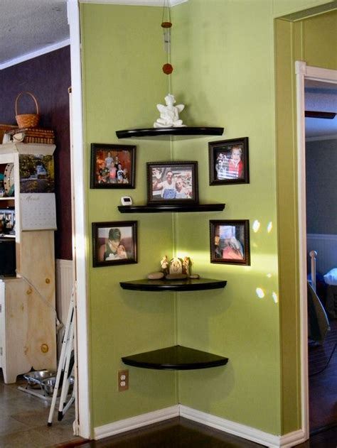 corner photo frames 8 diy living room decor which is ultra cute