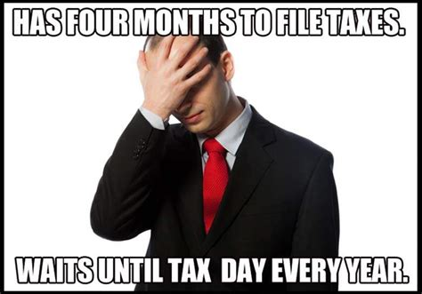 Tax Meme - tax day 2016 best funny memes heavy com