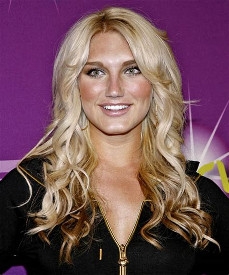 hairstyles and attitudes brunswick me brooke hogan long wavy formal hairstyle