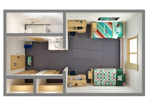 walter  office  residence life university