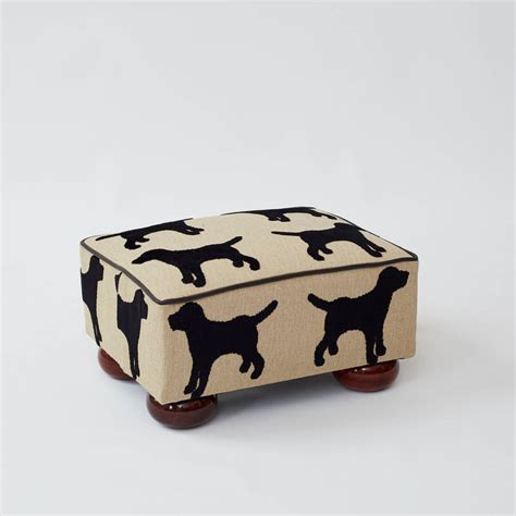 Small Footstool Eaton Labrador Small Footstool By The Labrador Company