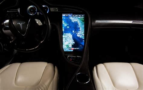 Tesla Support Tesla Ceo Model S Will Support Third Apps