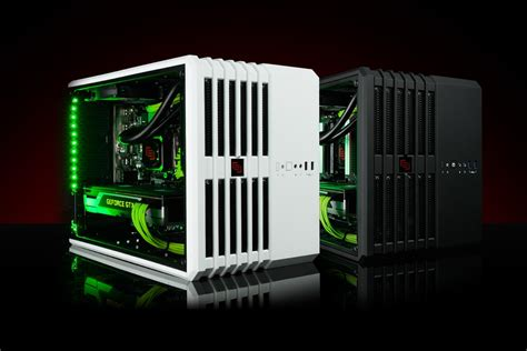 best cube pc maingear upgrades powerful tiny x cube gaming pc