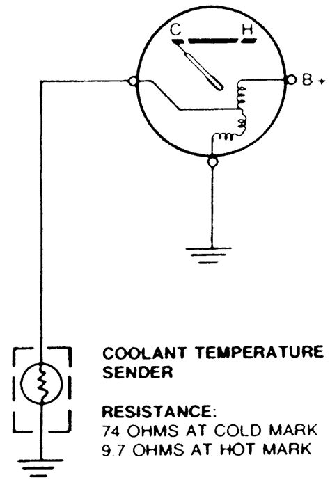 Repair Guides Sending Units And Sensors Coolant