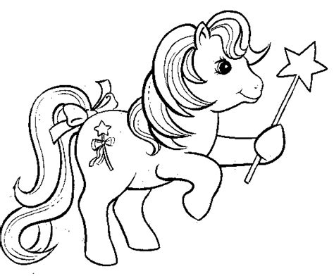 pony coloring my pony coloring pages coloring pages