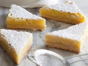 ina garten easy desserts lemon bars recipe ina garten food network