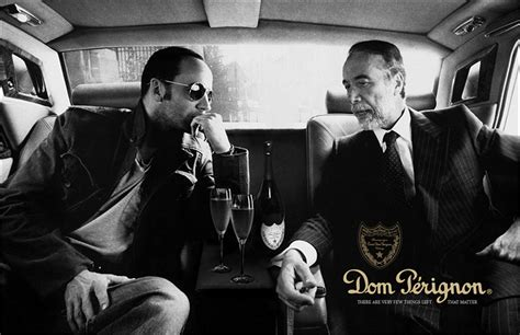Fab Ad Dom Perignon Oenotheque by Advertising Dom Perignon Caign Ceft And