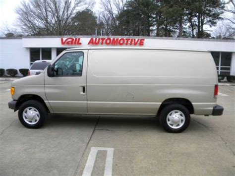 buy car manuals 2007 ford e150 regenerative braking purchase used 2007 ford e150 cargo van low low miles in virginia in norfolk virginia united