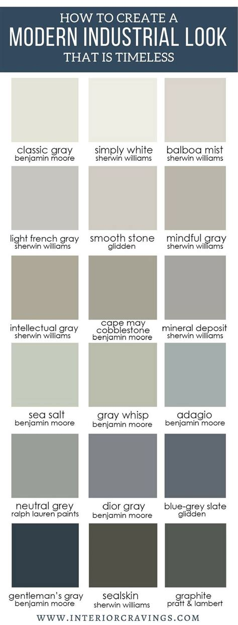 contemporary paint colors best 25 modern color palette ideas on pinterest