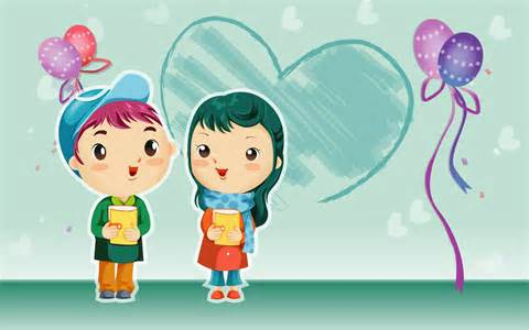 wallpaper of couple cartoon cute animated couple pics download