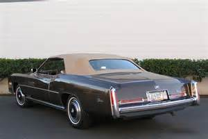 76 Cadillac Eldorado Convertible Caddy Convertible This Is That Size Cadillac Pictures