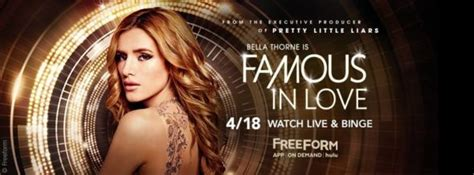 season for love famous in love tv show on freeform ratings cancelled or