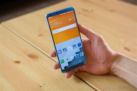 android review why i cautiously recommend the lg g6 android authority