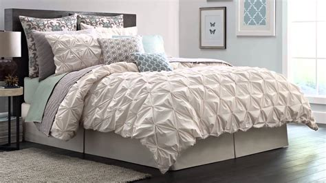 Real Simple Camille Jules Bedding Collection At Bed Bath Beyond Youtube
