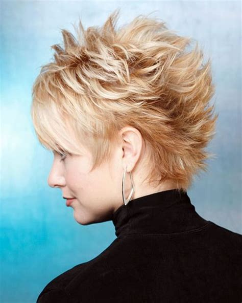 short spikey bob hairstyles short spiky haircuts hairstyles for women 2018 page 8