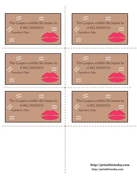 top result coupon book template for husband new 28 images of