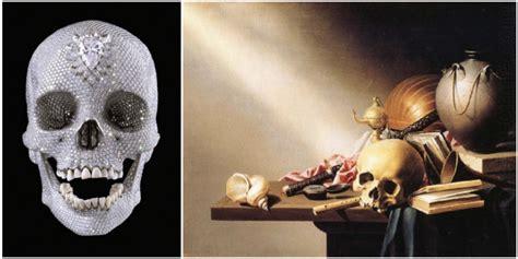 The Vanities Of Human by Damien Hirst Harmen Steenwyck