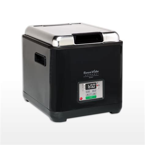 sousvide supreme sousvide water ovens compared with other water bath style