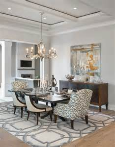 Transitional Dining Rooms Dining Room Transitional Dining Room Other Metro By Weber Design Inc